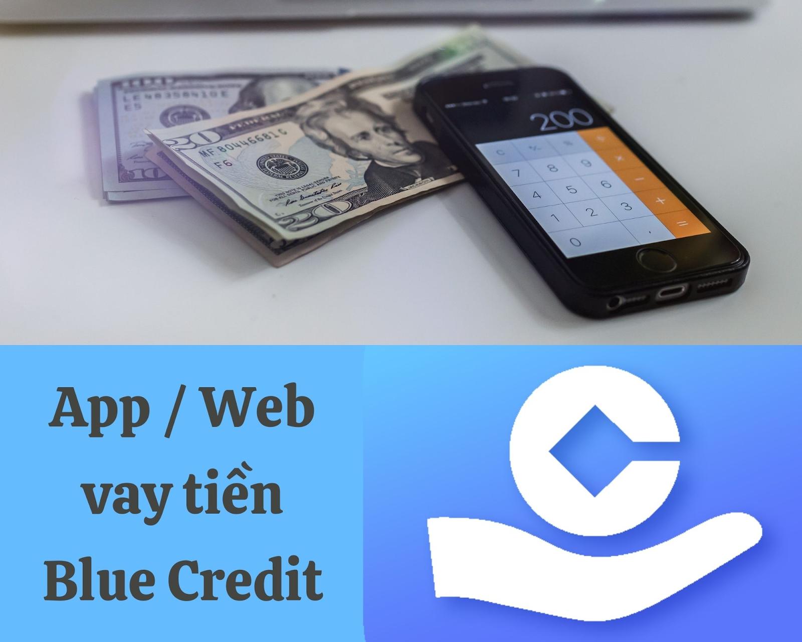 blue credit
