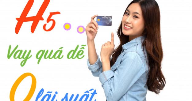 H5 Magpie Credit – vay tiền nhanh hệ thống H5