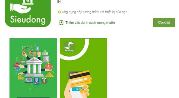 Sieudong – vay tiền thật dễ dàng và nhanh chóng