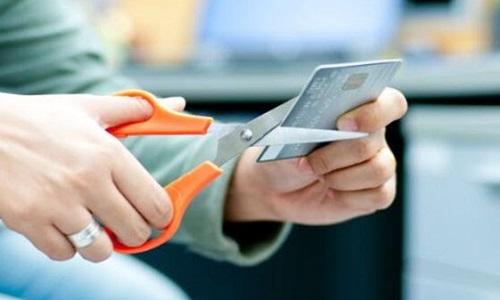 hủy thẻ tín dụng Fe Credit