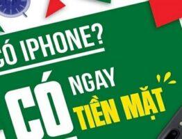 Vay tiền bằng Icloud Iphone ở đâu? Có khó không?
